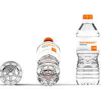 El diseño StarLite de Sidel gana premio en los Global Bottled Water