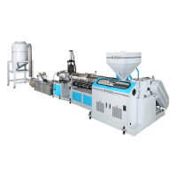 Extrusora de compuestos de PP, de Everplast Machinery Co., Ltd