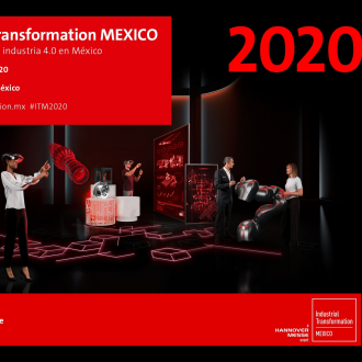 Abre registro para la Industrial Transformation México 2020
