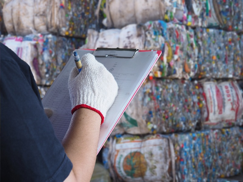 The recycling industry is especially relevant in Latin America