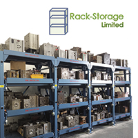 Estantería para moldes especializados de Rack-Storage Limited