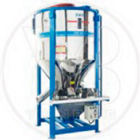 Mezclador vertical YBVM, de Yann Bang Electrical Machinery